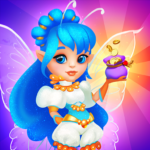 Merge Fairies – Best Idle Clicker APK MOD Unlimited Money 1.0.16 for android