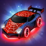 Merge Neon Car Car Merger APK MOD Unlimited Money 1.0.90 for android