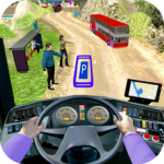 Modern Bus Drive 3D Parking new Games-FFG Bus Game APK MOD Unlimited Money 2.44 for android
