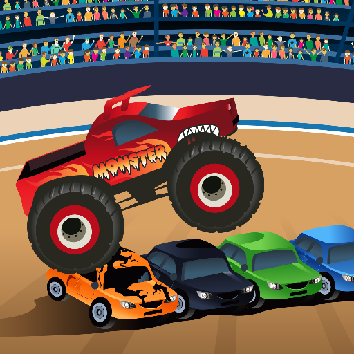 Monster Truck Game for Kids APK (MOD, Unlimited Money) 2.8.0 for android