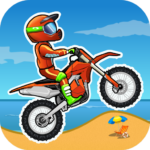 Moto X3M Bike Race Game APK MOD Unlimited Money 1.13.10 for android