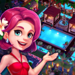 My Little Paradise Resort Management Game APK MOD Unlimited Money 1.9.14 for android