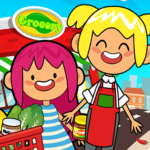 My Pretend Grocery Store – Supermarket Learning APK (MOD, Unlimited Money) 2.3 android