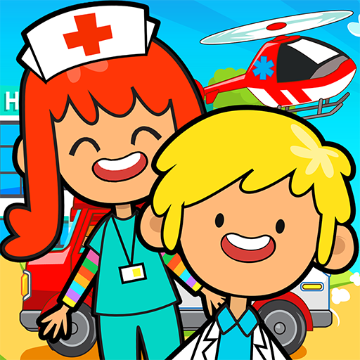 My Pretend Hospital – Kids Hospital Town Life APK MOD Unlimited Money 2.0 for android