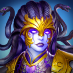 MythWars Puzzles RPG Match 3 APK MOD Unlimited Money 2.1.1.7 for android