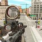 New Sniper Shooter Free offline 3D shooting games APK MOD Unlimited Money 1.70 for android