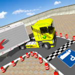 New Truck Parking 2020 Hard Truck Parking Games APK MOD Unlimited Money for android