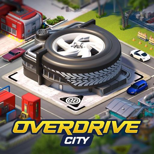 Overdrive City Car Tycoon Game APK MOD Unlimited Money v1.2.19.vc1021900.rev54086.b45.release for android