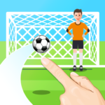 Penalty Shooter Goalkeeper Shootout Game APK MOD Unlimited Money 0.0.7 for android