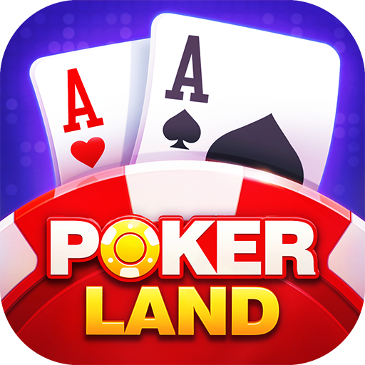 Poker Land – Free Texas Holdem Online Card Game APK MOD Unlimited Money 2.9.8 for android