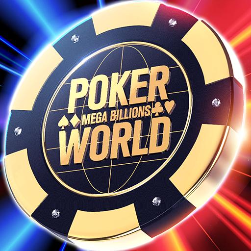 Poker World Mega Billions APK MOD Unlimited Money 1.3.02 for android