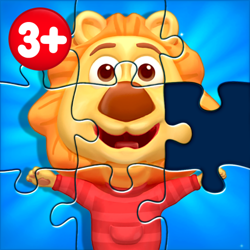 Puzzle Kids – Animals Shapes and Jigsaw Puzzles APK MOD Unlimited Money 1.3.2 for android
