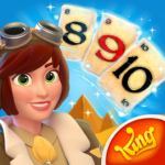 Pyramid Solitaire Saga APK MOD Unlimited Money for android