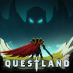 Questland Turn Based RPG APK MOD Unlimited Money 3.9.0 for android