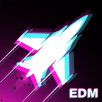 Rhythm Flight EDM Music Game APK MOD Unlimited Money 0.8.4 for android