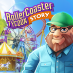 RollerCoaster Tycoon Story APK MOD Unlimited Money 1.2.5258 for android
