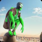 Rope Frog Ninja Hero – Strange Gangster Vegas APK MOD Unlimited Money 1.1.9 for android