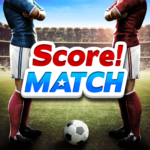 Score Match – PvP Soccer APK MOD Unlimited Money 1.88 for android