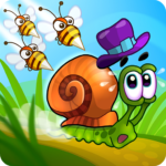 Snail Bob 2 APK MOD Unlimited Money 1.3.5 for android