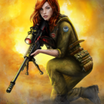 Sniper Arena PvP Army Shooter APK MOD Unlimited Money 1.2.8 for android