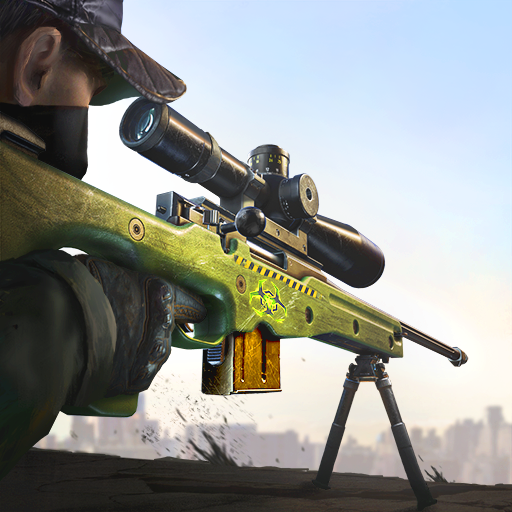 Sniper Zombies Offline Game APK MOD Unlimited Money 1.13.2 for android