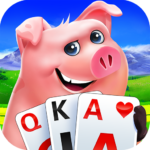 Solitaire Tripeaks – Farm Homescapes APK (MOD, Unlimited Money) 1.2.12  for android
