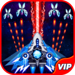Space Shooter Alien vs Galaxy Attack Premium APK MOD Unlimited Money 1.426 for android