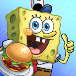 SpongeBob Krusty Cook-Off APK MOD Unlimited Money 1.0.11 for android