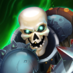 Spooky Wars – Castle Battle Defense Strategy Game APK MOD Unlimited Money SW-00.00.43 for android