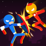 Stick Super Hero APK MOD Unlimited Money 1.0.3 for android