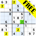 Sudoku Free – Classic Brain Puzzle Game APK MOD Unlimited Money for android
