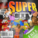Super City Superhero Sim APK MOD Unlimited Money 1.180 for android