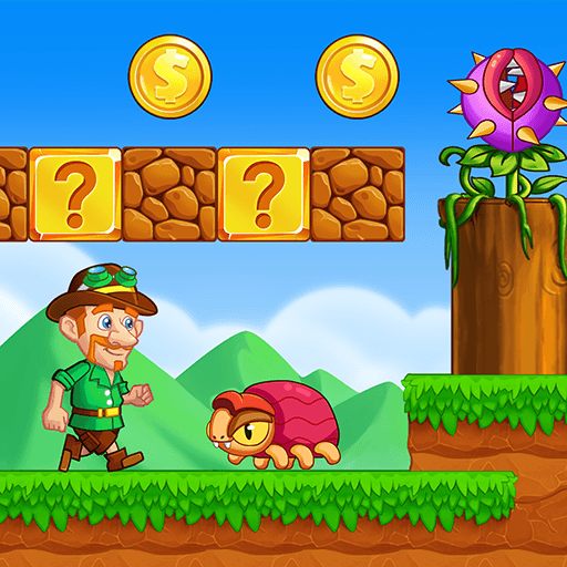Super Jakes Adventure Jump Run APK MOD Unlimited Money 1.3.8 for android
