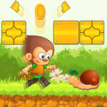 Super Kong Jump – Monkey Bros Banana Forest Tale APK MOD Unlimited Money 1.9.4 for android