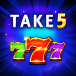 Take5 Free Slots Real Vegas Casino APK MOD Unlimited Money 2.77.1 for android