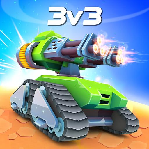 Tanks A Lot – Realtime Multiplayer Battle Arena APK MOD Unlimited Money 2.50 for android