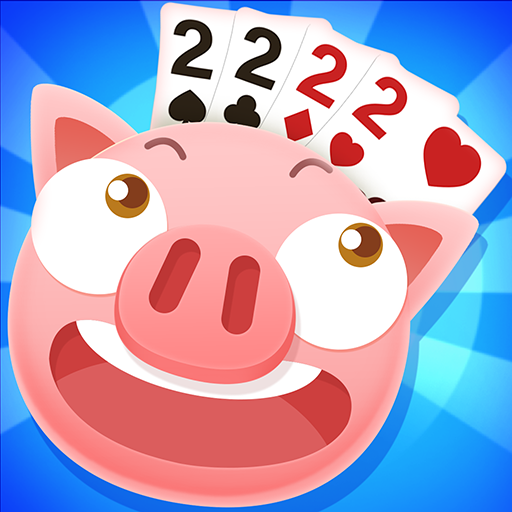 Tien Len Mien Nam – Thirteen Card Game Pig Hunter APK MOD Unlimited Money 1.7.8 for android
