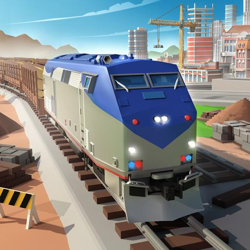 Train Station 2 Rail Tycoon Strategy Simulator APK MOD Unlimited Money 1.22.0 for android