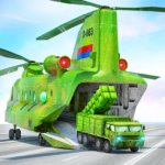 US Army Humvee Car Transporter – Parking Game APK MOD Unlimited Money 1.0.14 for android