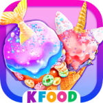Unicorn Chef: Mermaid Cooking Games for Girls APK (MOD, Unlimited Money) 3.4 android