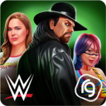 WWE Mayhem APK MOD Unlimited Money 1.31.145 for android