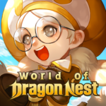 World of Dragon Nest WoD APK MOD Unlimited Money 1.5.1 for android