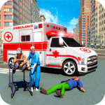 Ambulance Rescue Games 2020 APK MOD Unlimited Money 1.7 for android