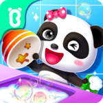 Baby Panda Happy Clean APK MOD Unlimited Money 8.43.00.10 for android