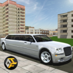 Big City Limo Car Driving Simulator APK MOD Unlimited Money 3.0 for android