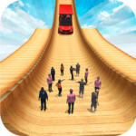 Biggest Mega Ramp With Friends – Car Games 3D APK MOD Unlimited Money 1.08 for android