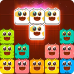 Block Crush – Cute Kitty Puzzle Game APK MOD Unlimited Money 1.2.9 for android