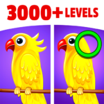 Find The Differences – Spot it APK MOD Unlimited Money 1.2.2 for android