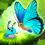 Flutter Butterfly Sanctuary APK MOD Unlimited Money 3.031 for android