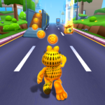 Garfield Rush APK MOD Unlimited Money 3.5.3 for android